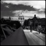 23rd Jun 2014 - St. Paul's/Millenium Bridge