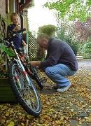 10th Oct 2010 - Bicycle Repair Man