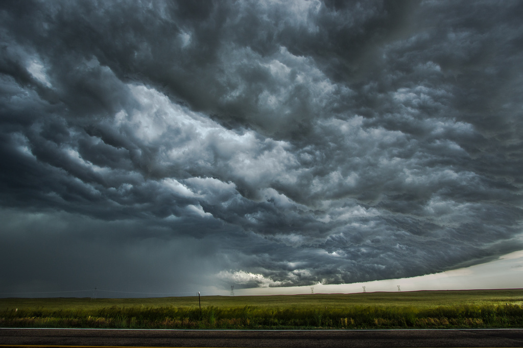 storm clouds by aecasey