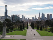 27th Jun 2014 - View on City of Melbourne
