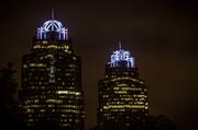 26th Jun 2014 - Queen and King buildings--Perimeter area Atlanta