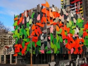 28th Jun 2014 - Melbourne can be colourful.
