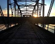 29th Jun 2014 - Bridge at Sunset