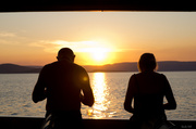 30th Jun 2014 - Sunset, a glass of wine and your camera