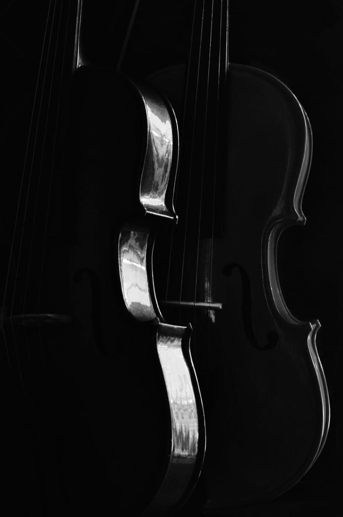 Mono-fiddles by jesperani