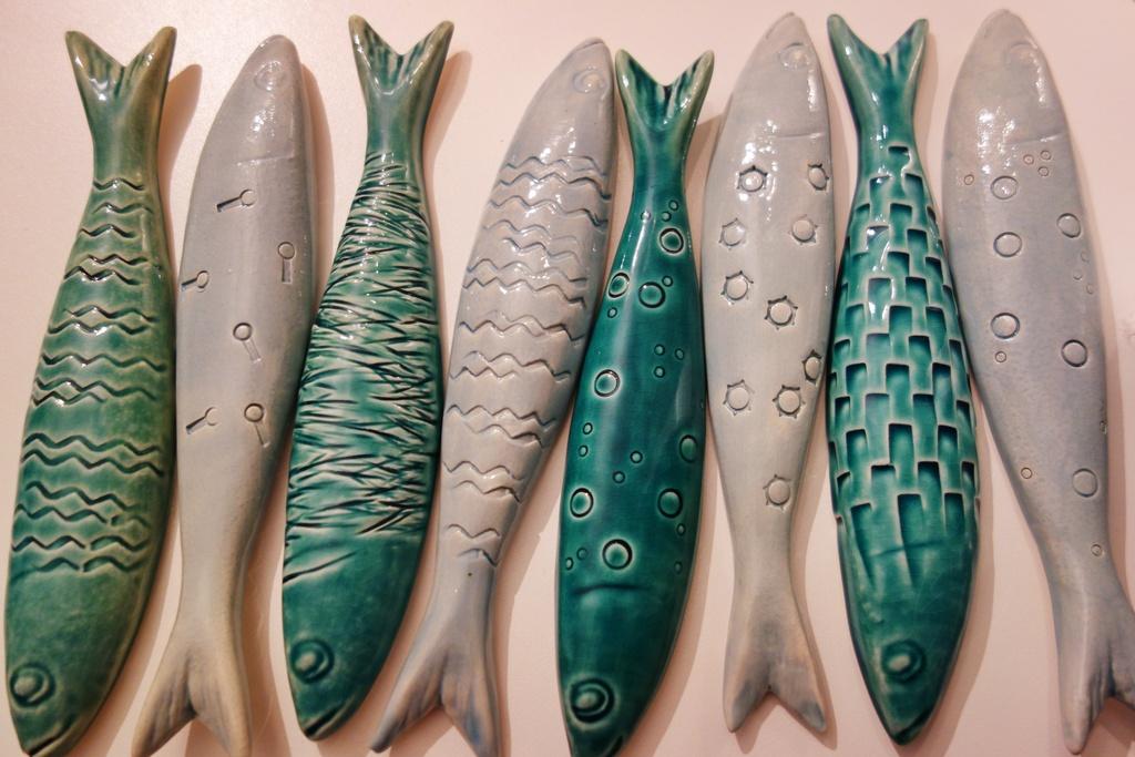 Fishes by cocobella