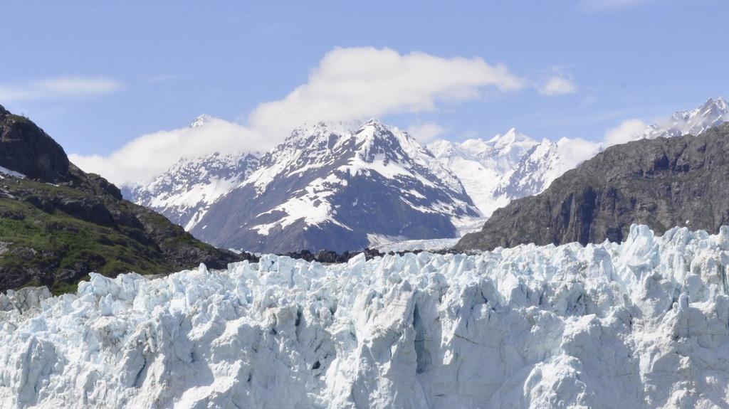 Glacier by jin1x