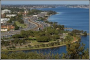 3rd Jul 2014 - View from Kings Park
