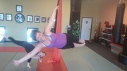 Aerial Silks on 365 Project
