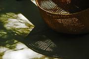 9th Jul 2014 - Basket and Shadows