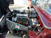 22nd Jun 2013 - Triumph Herald Convertible engine compartment