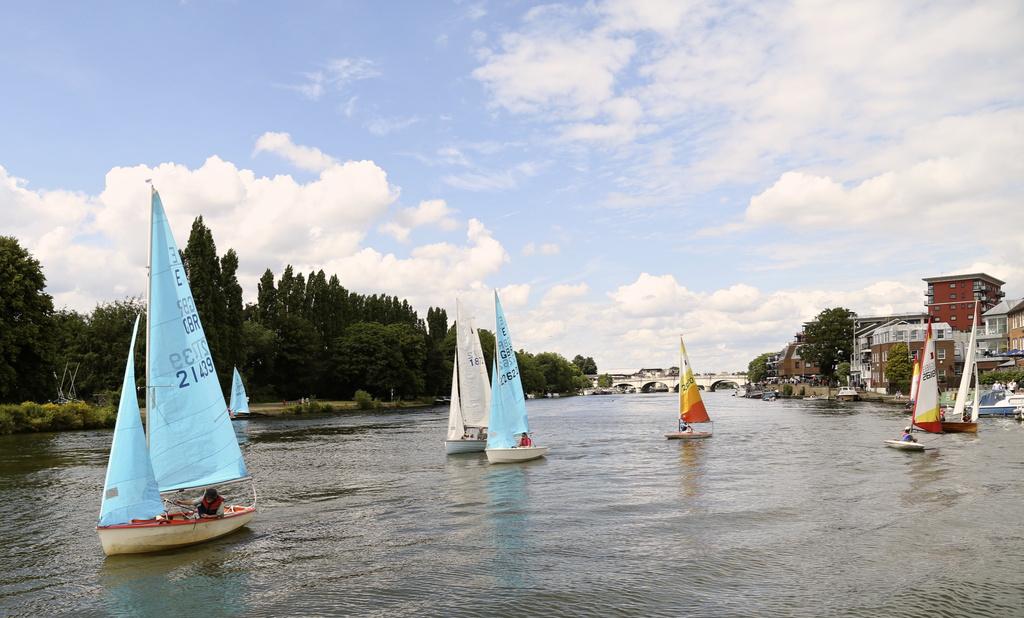 Sailing by nicolaeastwood