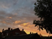 9th Jul 2014 - Evening Sky