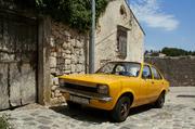 23rd Jun 2014 - Cute car :)