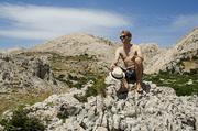 21st Jun 2014 - The harsh landscape on Krk