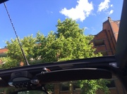 10th Jul 2014 - It's a roof-down-drive-home kind of day!