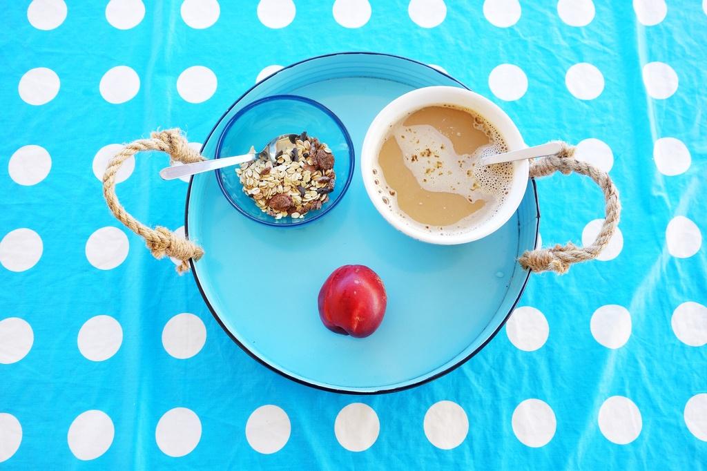 My breakfast by cocobella