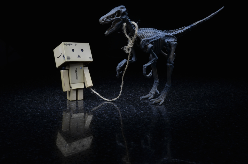 A velociraptor is for life not just for Christmas by spanner