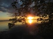 11th Jul 2014 - Last night's sunset
