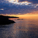 Sunrise Lake Superior by tosee