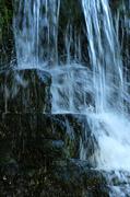 15th Jul 2014 - Waterfall Monsal Dale Derbyshire.