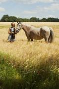 16th Jul 2014 - Blomme in the field