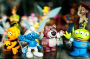 16th Jul 2014 - Toys / Juguetes