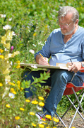 18th Jul 2014 - People Watching: The Artist