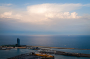 18th Jul 2014 - Formación nubosa / Cloud formation