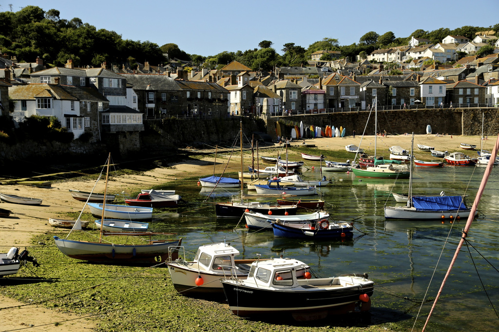 Mousehole, Cornwall by nicolaeastwood
