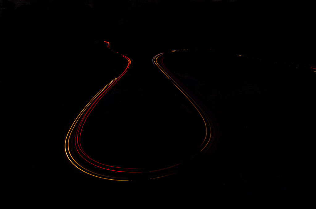 Light Trails by vickisfotos