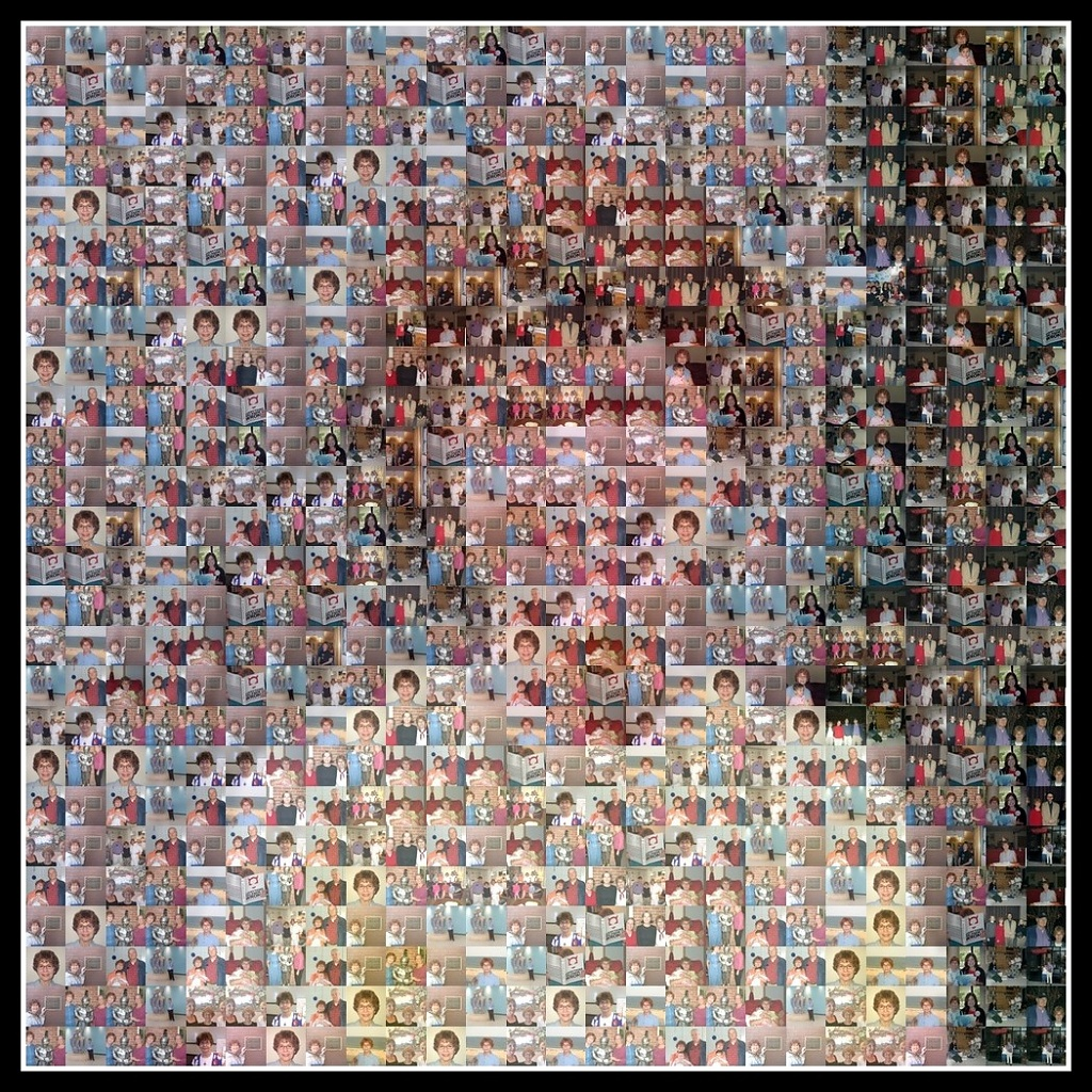 Mosaic Me by allie912
