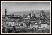 22nd Jul 2014 - Florence in B&W