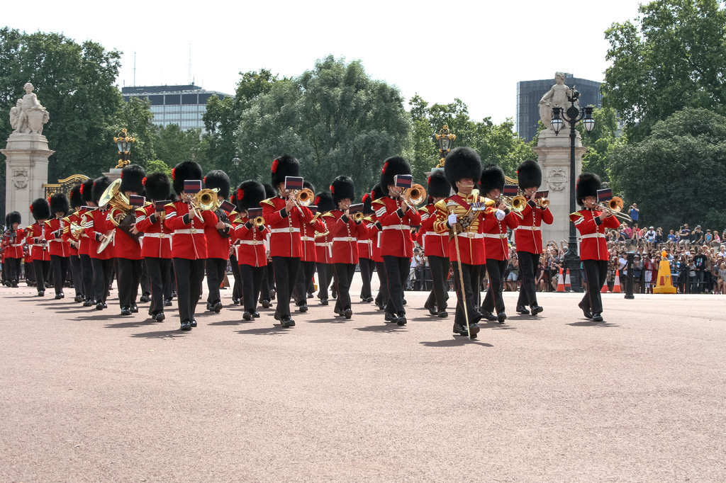 Changing of the Guard 2 by peadar
