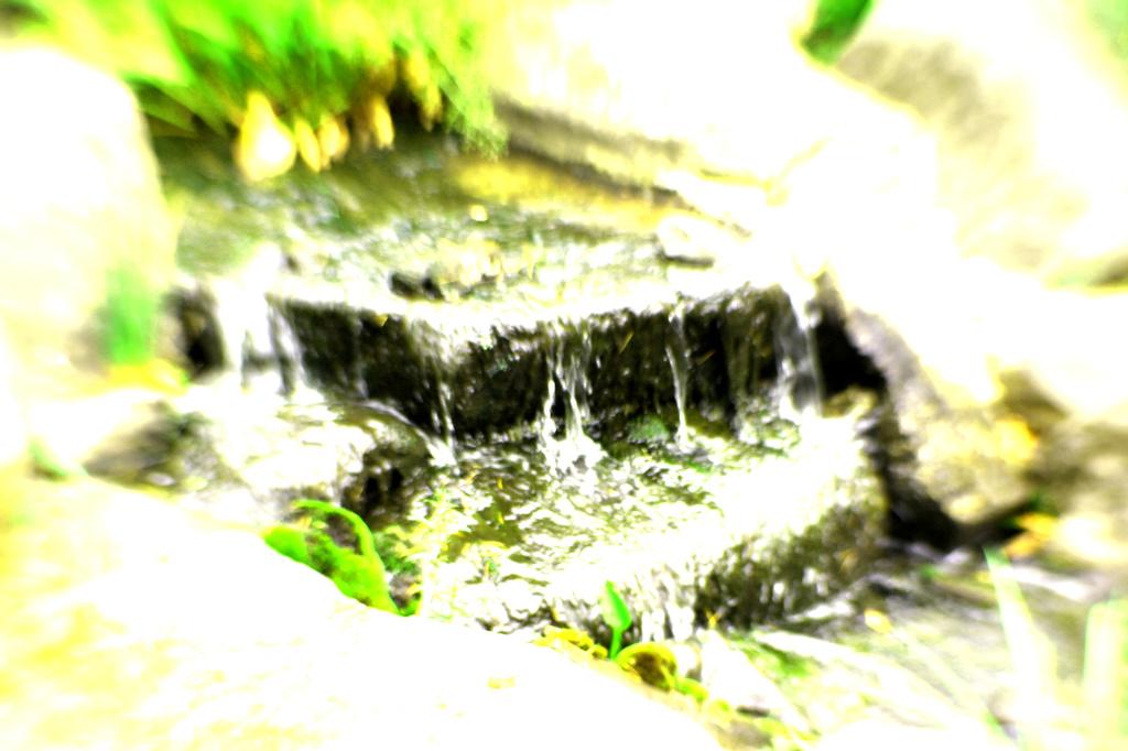 Two Rock Falls by nanderson