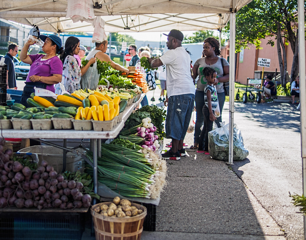 Minneapolis Farmers Market by tosee
