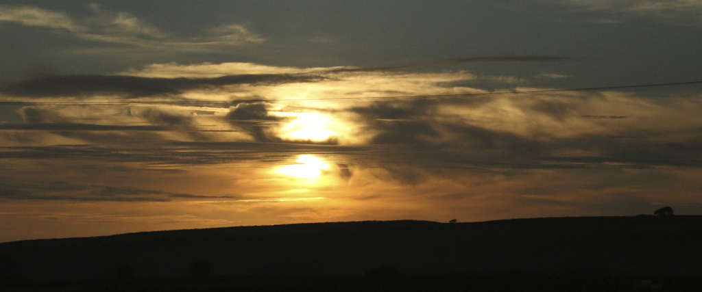 Sunset! by nicolaeastwood