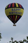 26th Jul 2014 - Birthday Balloons!