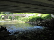 28th Jul 2014 - Under a bridge