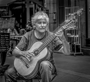 29th Jul 2014 - Street Performer