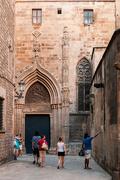 30th Jul 2014 - Lateral de la Catedral / Cathedral side