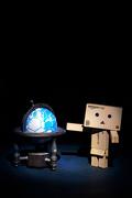 31st Jul 2014 - El mundo se ha vuelto loco / The world has turned crazy
