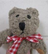 """15th Oct 2010 - Travelling Bear - """"Samuel Leslie """""""