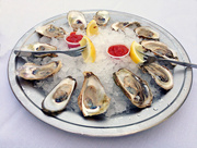 9th Jul 2014 - Oysters in Provincetown...