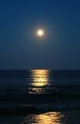 12th Jul 2014 - Full Moon Rising