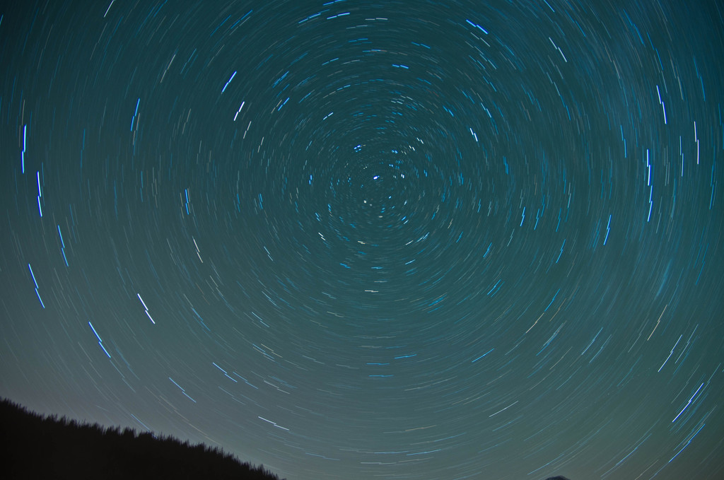 Star Trails by vickisfotos