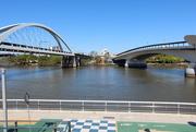 7th Aug 2014 - Merival St Rail Bridge and Go-Between Bridge