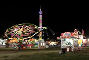 21st Jul 2014 - The Fair at Night