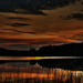 Painted Sky at Barney's Lake by taffy