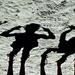 Beachy Shadows by kwind
